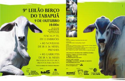 9o Berço do Tabapuã - Cultivar 09/2004